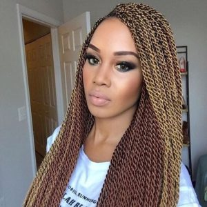 Blonde Tone Twists