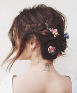 Fairy Braided Updo