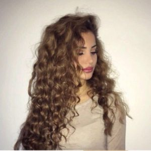 Long Deep Curls