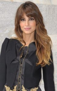 Long Waves With Layered Bangs