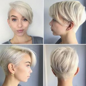 Polished Taper Pixie