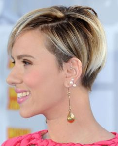 Short Bob With Undercut