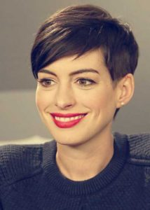 Sophisticated Undercut Pixie