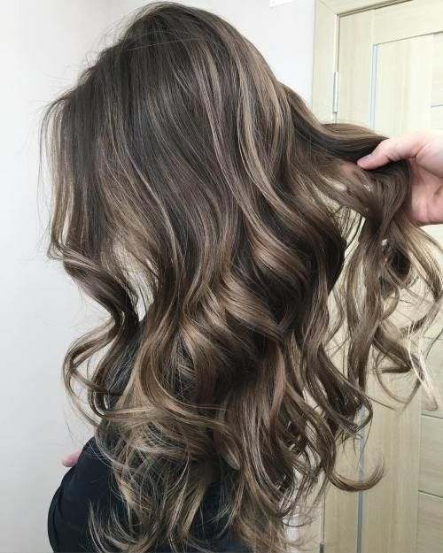 35 Gorgeous Highlights For Brightening Up Dark Brown Hair Part 6