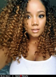beachy freetress crochet hair