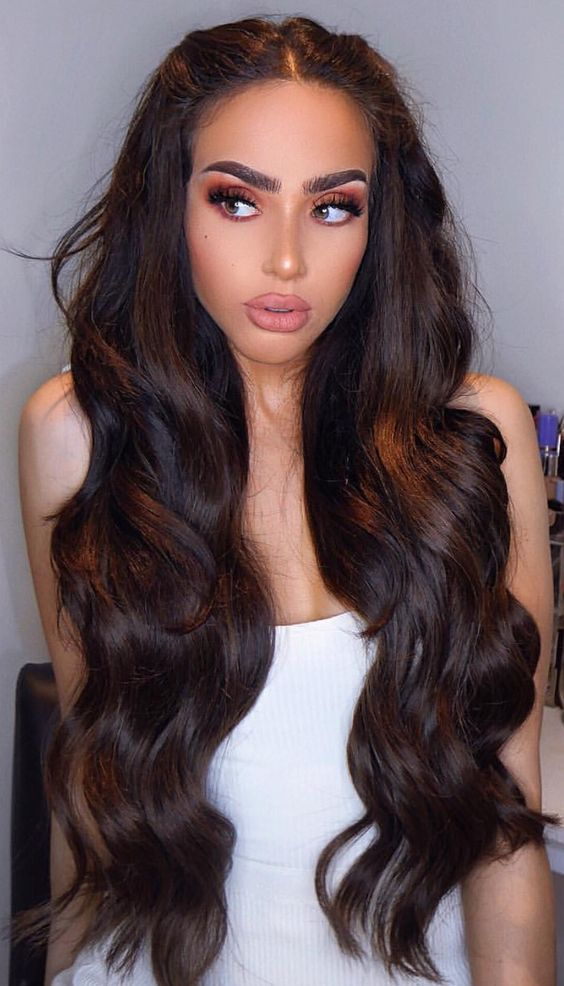 Most Beautiful Prom Hairstyles for Long Hair  Part 15