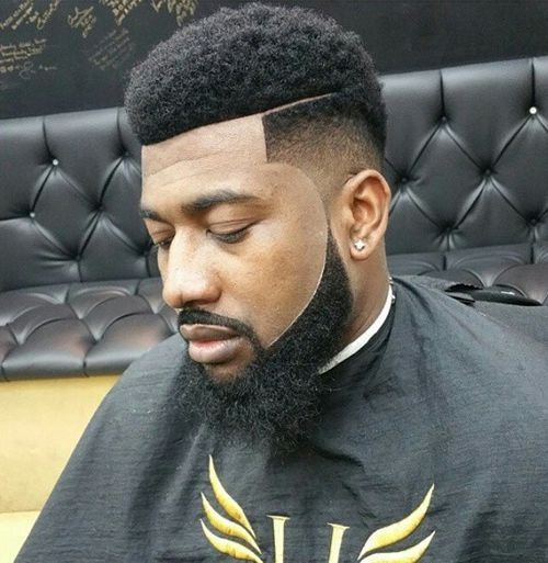 Delightful There Are Lots Of Different Factors In Play That Make This Tapered Fade A  Cut Above More Basic Styles. Tightly Faded Sides And Longer Hair On Top  Help To ...