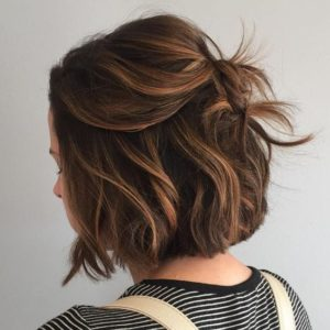 simple pinned bob
