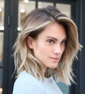textured layers lob
