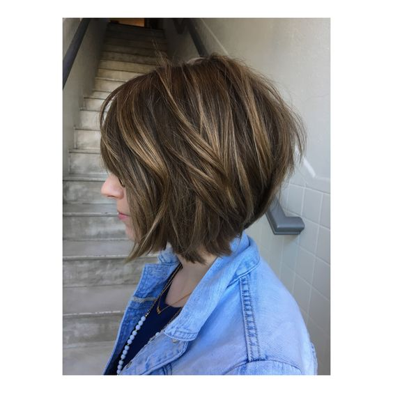 Choppy Low Maintenance Layered Haircuts For Thick Hair 20