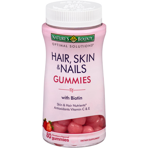 Natures Bounty Hair Skin and Nails