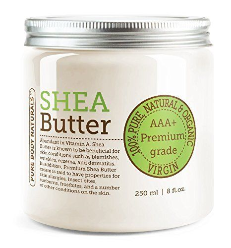 How To Make Shea Butter Moisturizer For Natural Hair