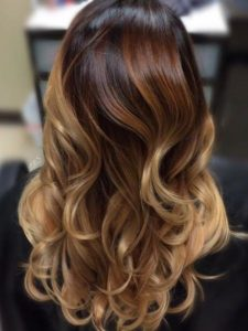 Tiger Eye Ombre