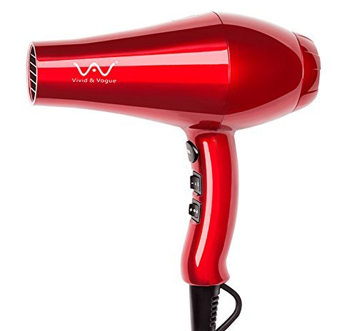 VAV 1875W Negative Ionic and IR Ceramic DC Hair Dryer