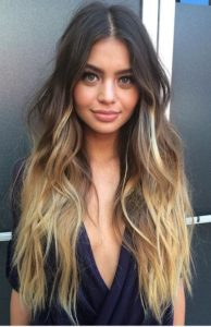 about ombre hair