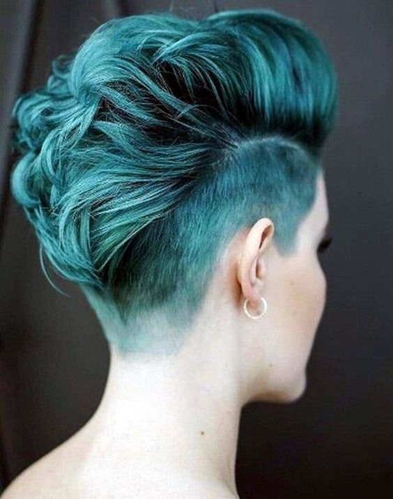 Shaved Hair Styles 60 Modern Shaved Hairstyles And Edgy Undercuts For Women