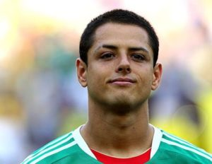 chicharito buzz cut
