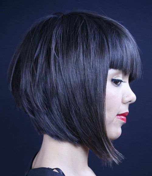 30 Layered Bob Haircuts For Weightless Textured Styles - Part 3