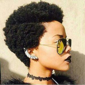 Short Natural Hairstyles Natural Hairstyles For Short Hair