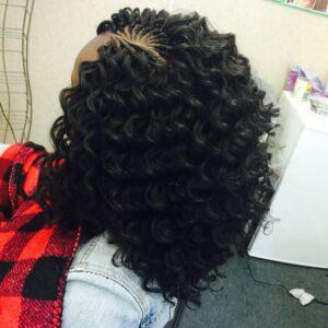 deep wave curls