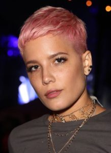 faded pink pixie