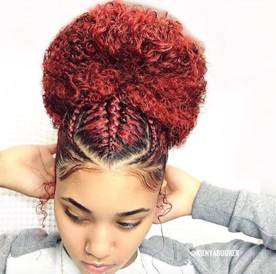 Best Protective Style For Thin Natural Hair