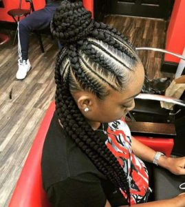 Braids style for girls