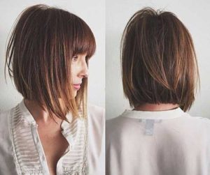 inverted lob with layers