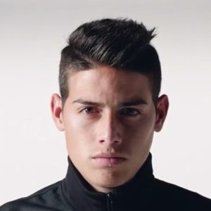 james rodriguez undercut