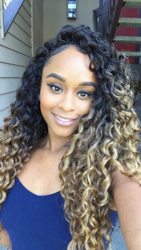 braided hair styles for natural hair 30 protective tree braids hairstyles for hair 2851 | long ombre waves