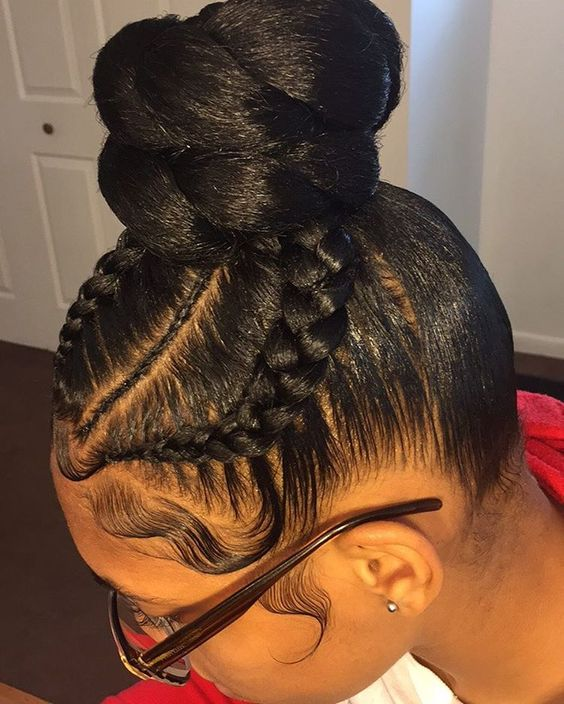 Natural Black Hair Care Protective Styles