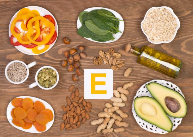 vitamin e for hair growth