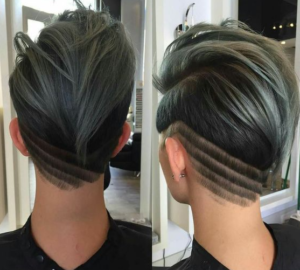 wraparound undercut