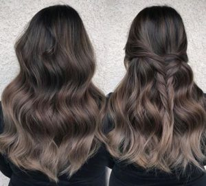 35 Smoky and Sophisticated Ash Brown Hair Color Looks ...