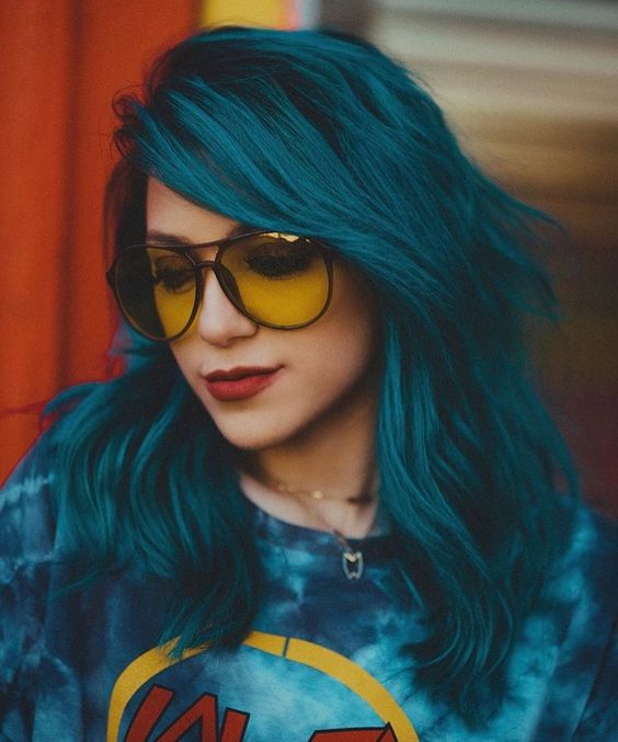 How To Get Turquoise Hair Color