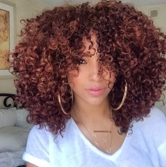 curly hair color styles kicking it school 30 fly 90s hairstyles we 8521