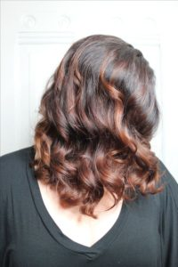 cinnamon mahogany brown hair