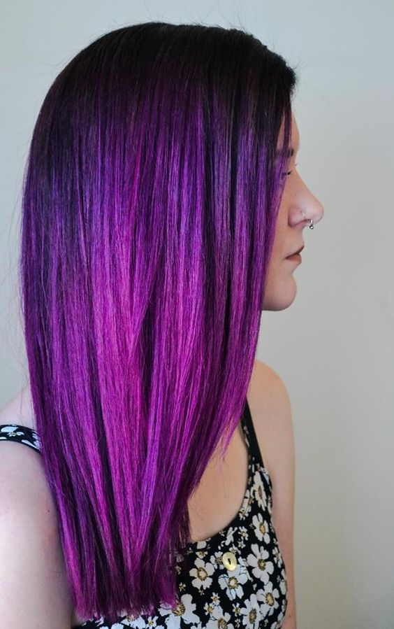 Color Melt Hair 35 Ideas For Seamless Color Melting Looks