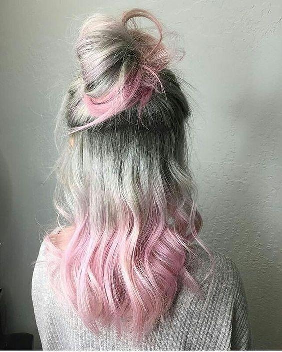 Dip Dye Hair Guide How To Dip Dye Your Hair At Home Part 4
