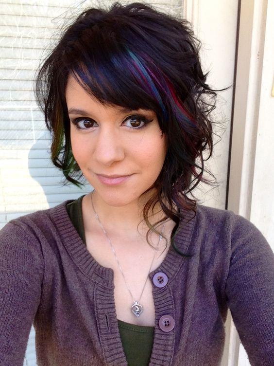 35 Gorgeous Peekaboo Highlights To Enhance Your Hair