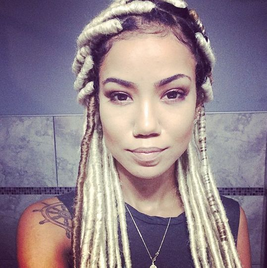 Blonde Faux Locs 35 Stunning Blonde Faux Locs Looks