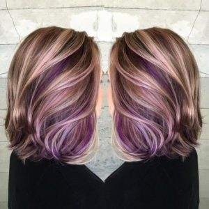 purple crush bob