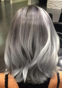 silver color melt