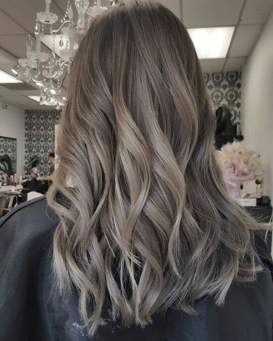 Gray Hair Color R Ash Grey Pictures Temporary Shampoo