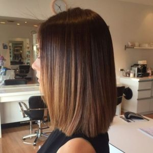 subtle brunette color metl