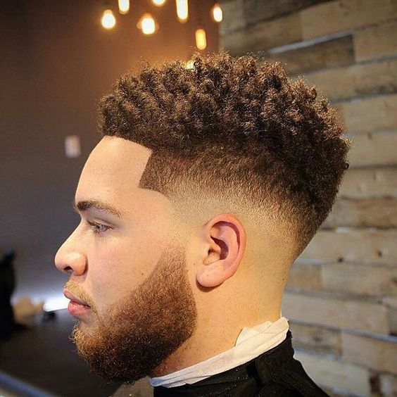 50 fade and tapered haircuts for black men. Black Bedroom Furniture Sets. Home Design Ideas