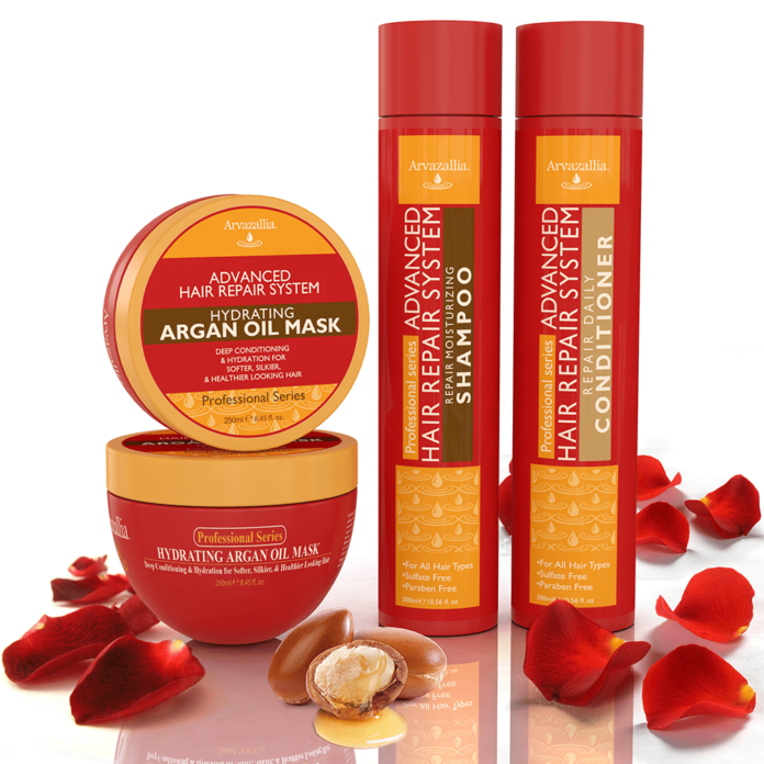 Advanced Hair Repair Shampoo and Conditioner Set