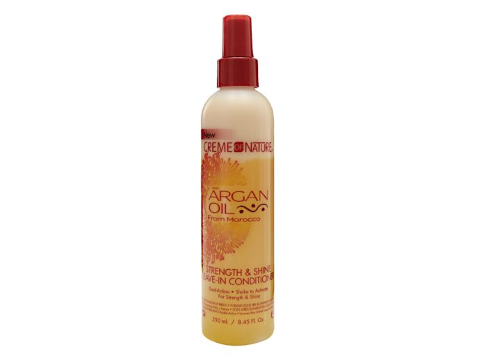 Crème of Nature with Argan oil - Strength & Shine Leave-In Conditioner