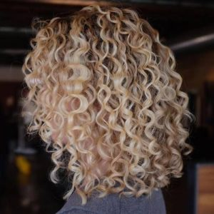 Defined pencil curls