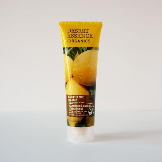 Desert Essence Organics Hair Care Shampoo for Oily Hair